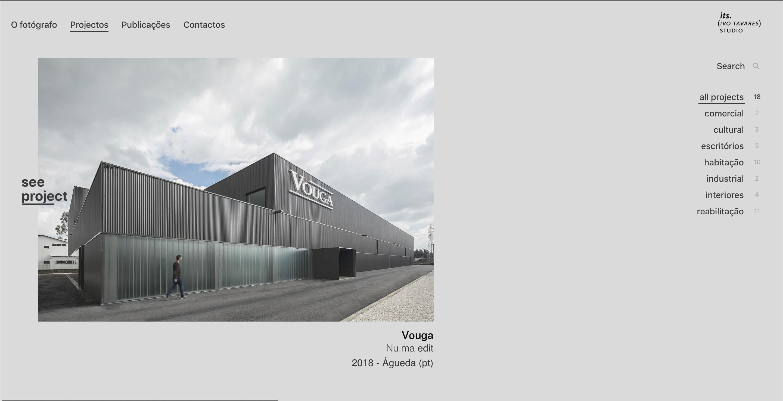 Ivo tavares studio fotografia de arquitectura