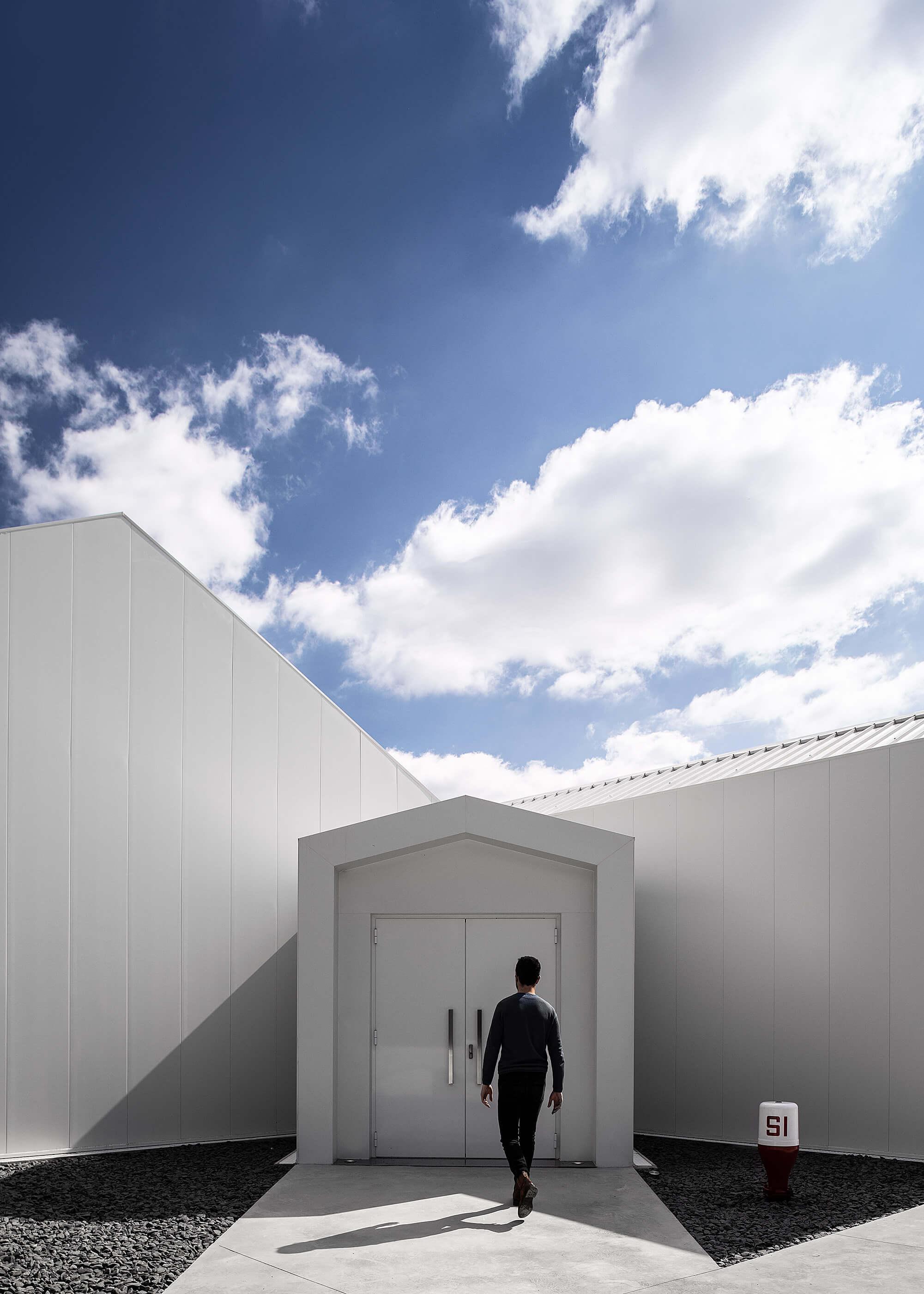 Reportagem Fotografia De Arquitectura Portuguesa Fotografo Ivo Tavares Studio Adega Do Castanheirinho Do Arquitecto João Albano , Águeda.