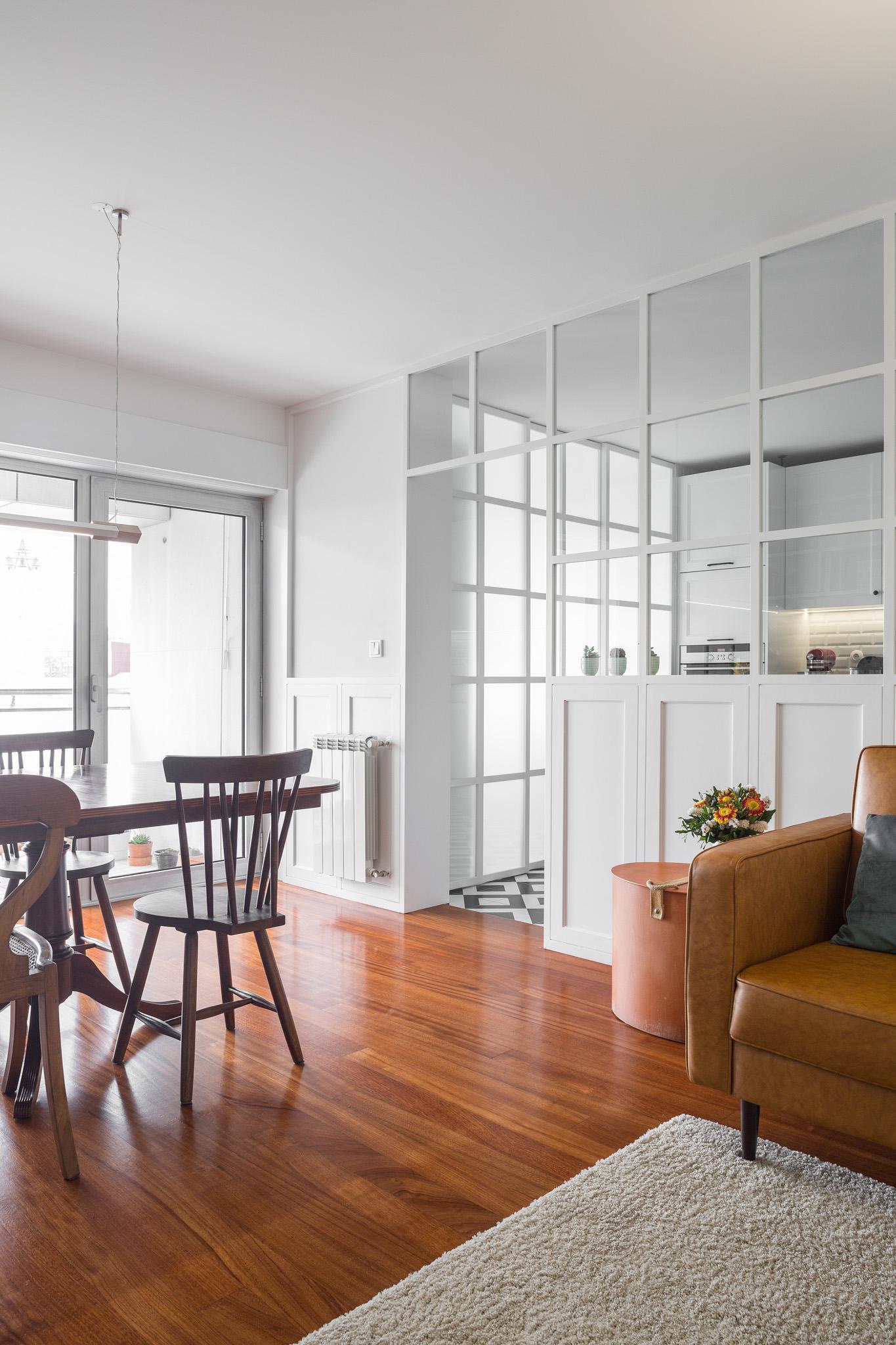 Reportagem Fotografia De Arquitectura Portuguesa Fotografo Ivo Tavares Studio Remodelação Apartamento No Porto Do Arquitecto Ren Ito .