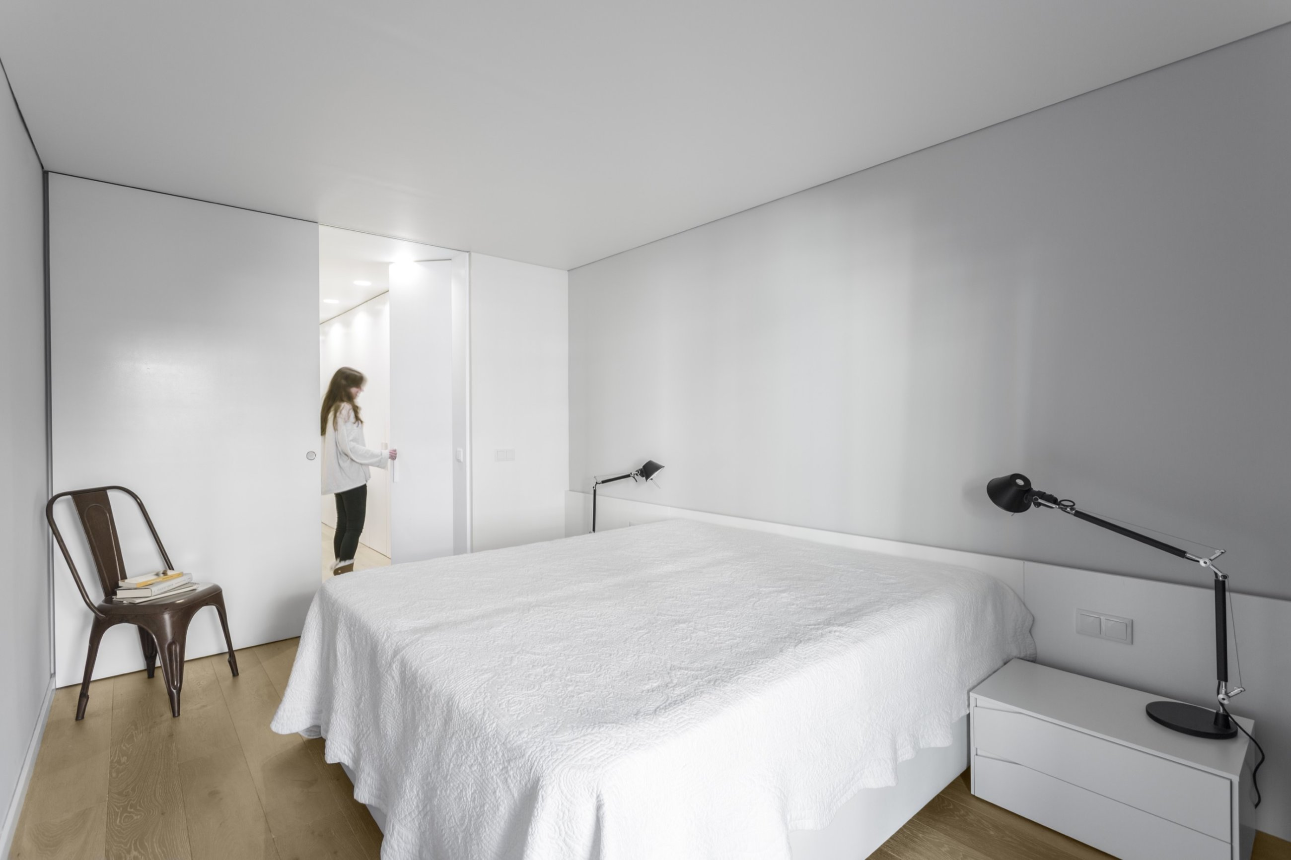 Apartamento Barcelona Arquitecto Paulo Martins 16 do fotografo Ivo Tavares Studio