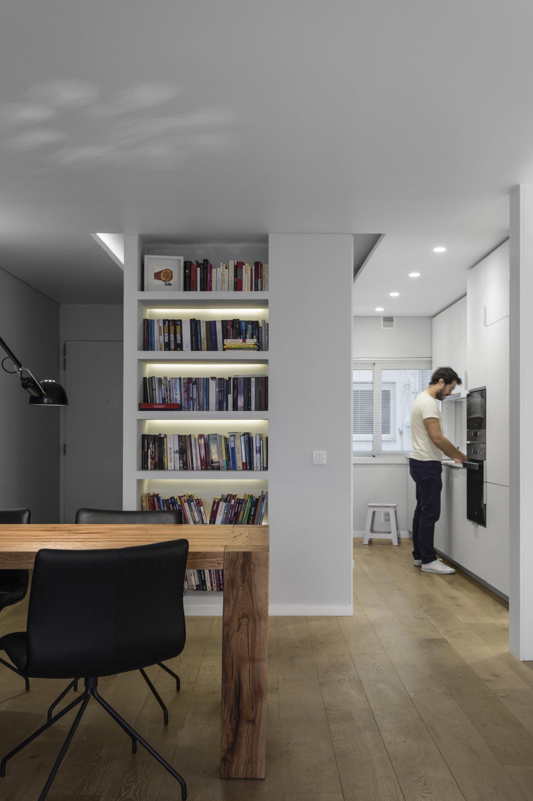 Apartamento Barcelona Arquitecto Paulo Martins 21 do fotografo Ivo Tavares Studio
