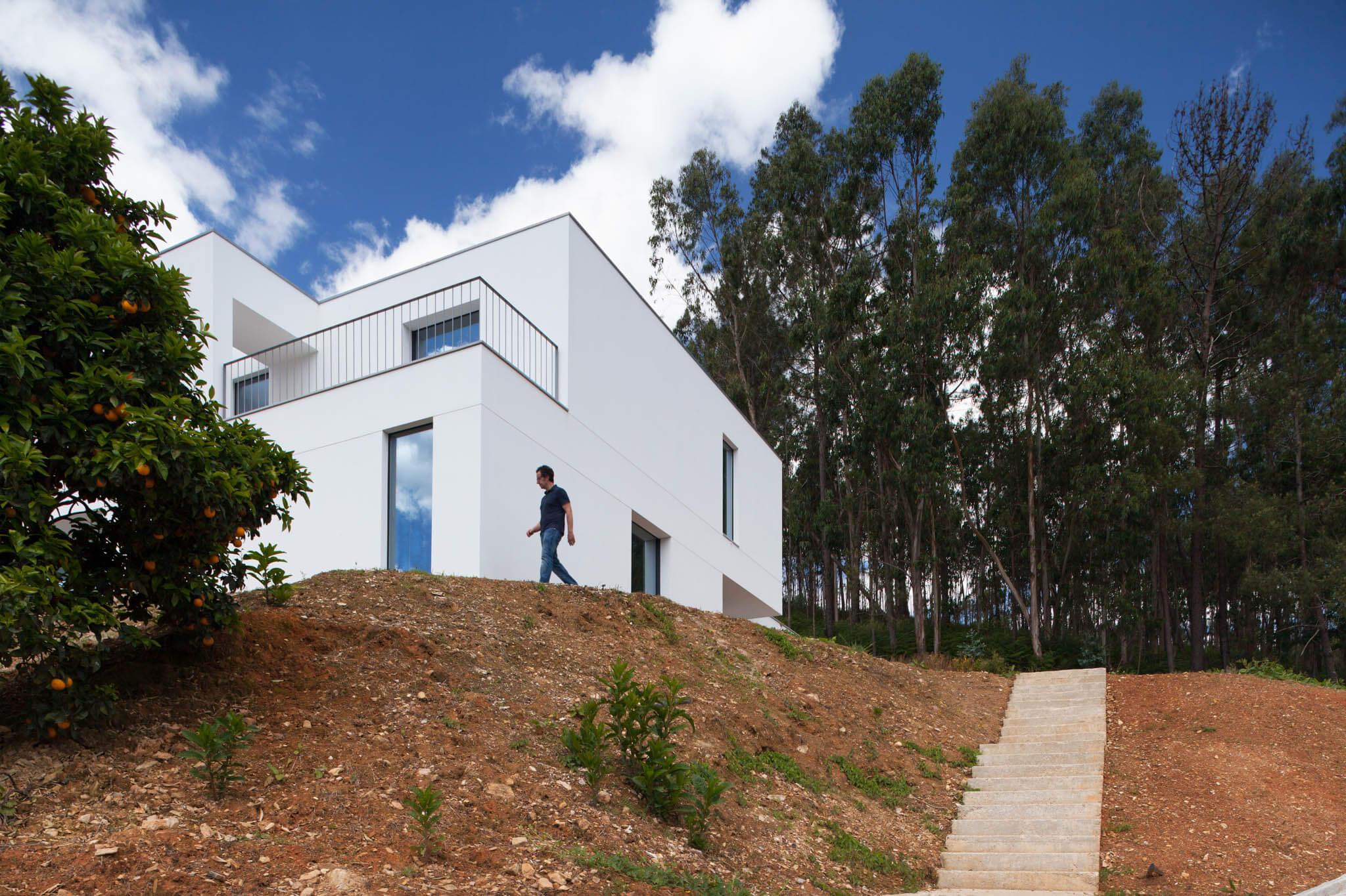 Casa Agueda Atelier De Arquitectura Numa 5 do fotografo Ivo Tavares Studio