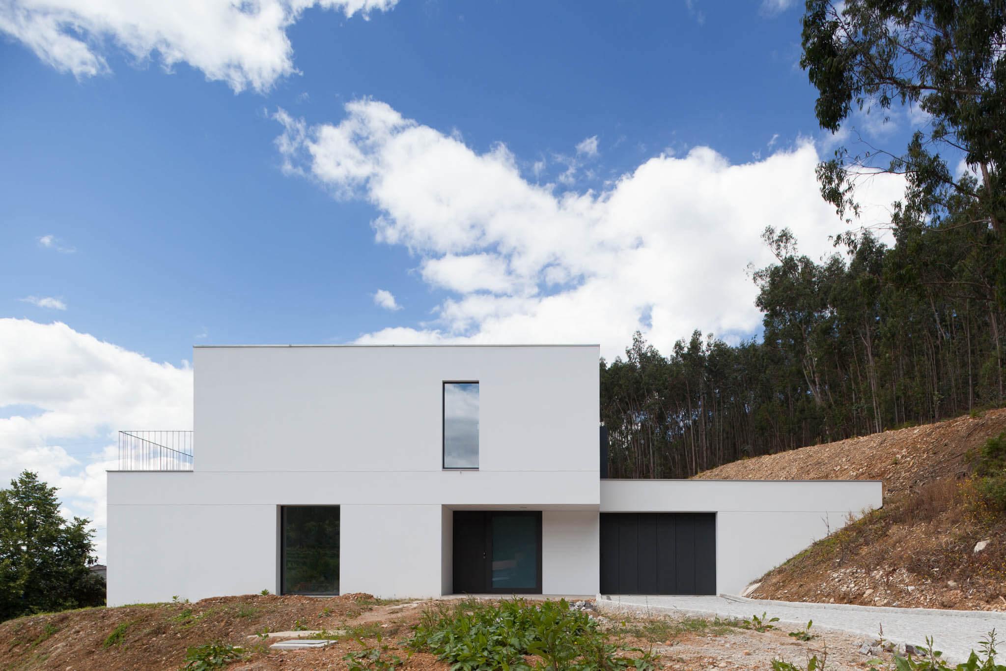 Casa Agueda Atelier De Arquitectura Numa 7 do fotografo Ivo Tavares Studio