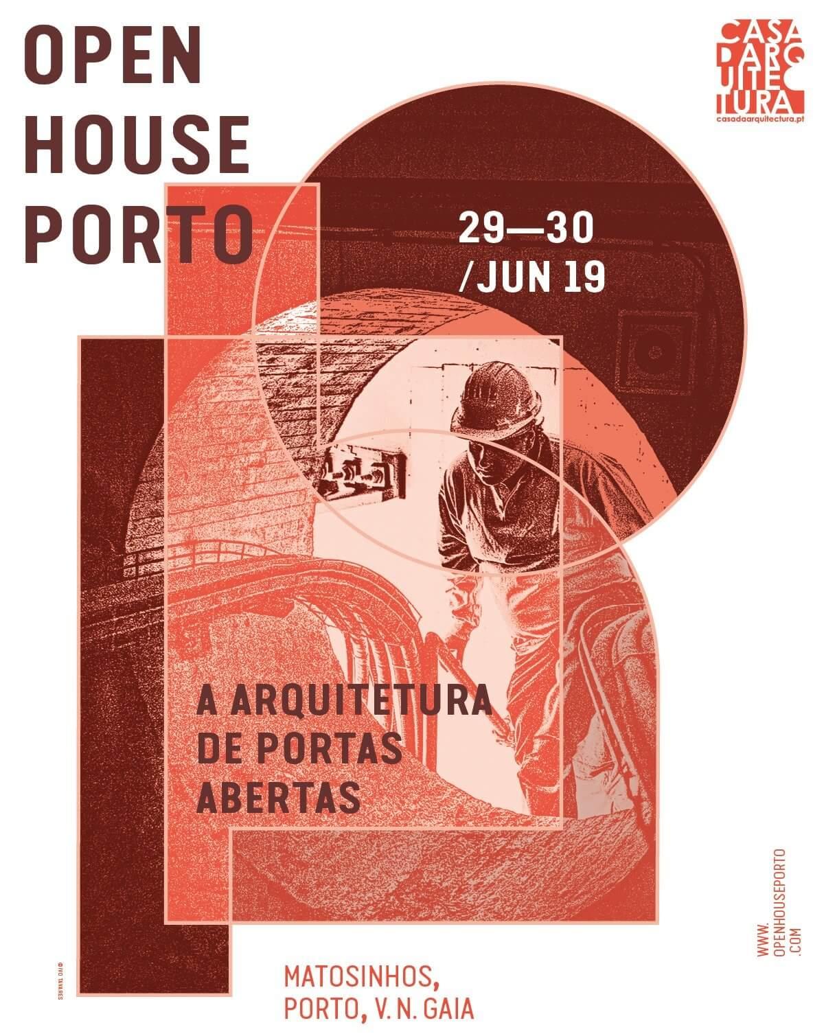 Open House Porto Arquitetura Portuguesa do fotografo Ivo Tavares Studio