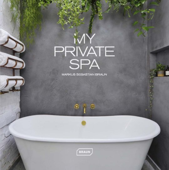 My Private Spa Interior Design Braun Publisher do fotografo Ivo Tavares Studio