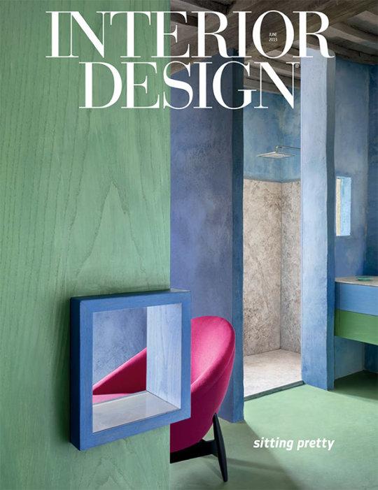 Interior Design Magazine do fotografo Ivo Tavares Studio