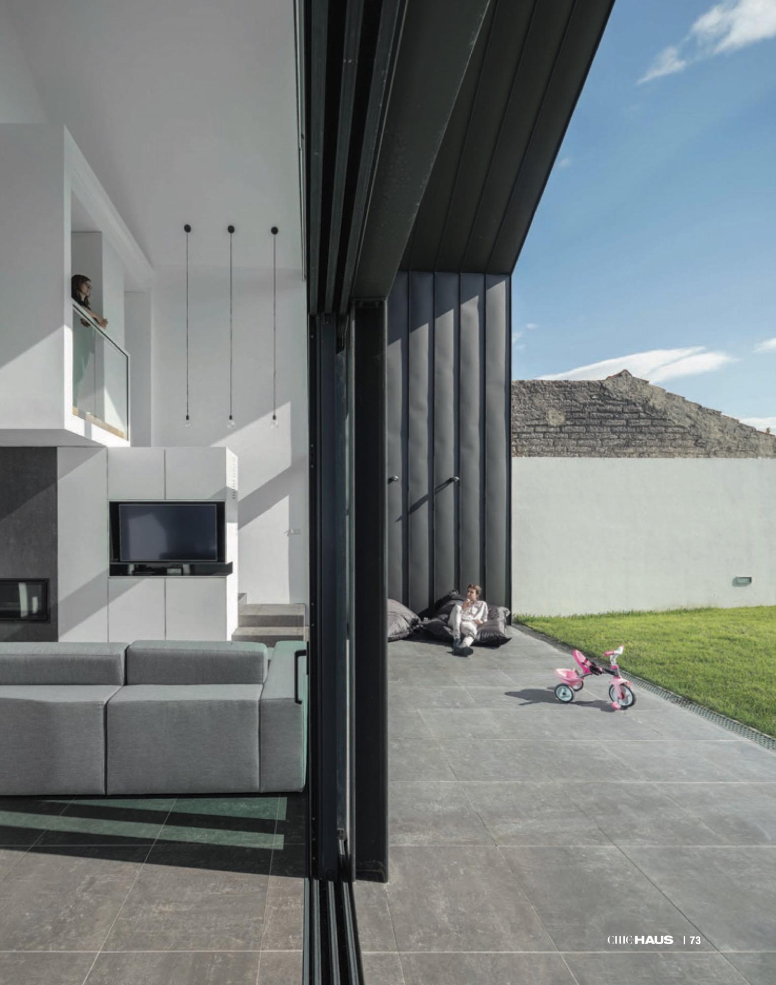 Chic Haus Magazine September Casa Arco Frari Arquitectura 229 73 do fotografo Ivo Tavares Studio