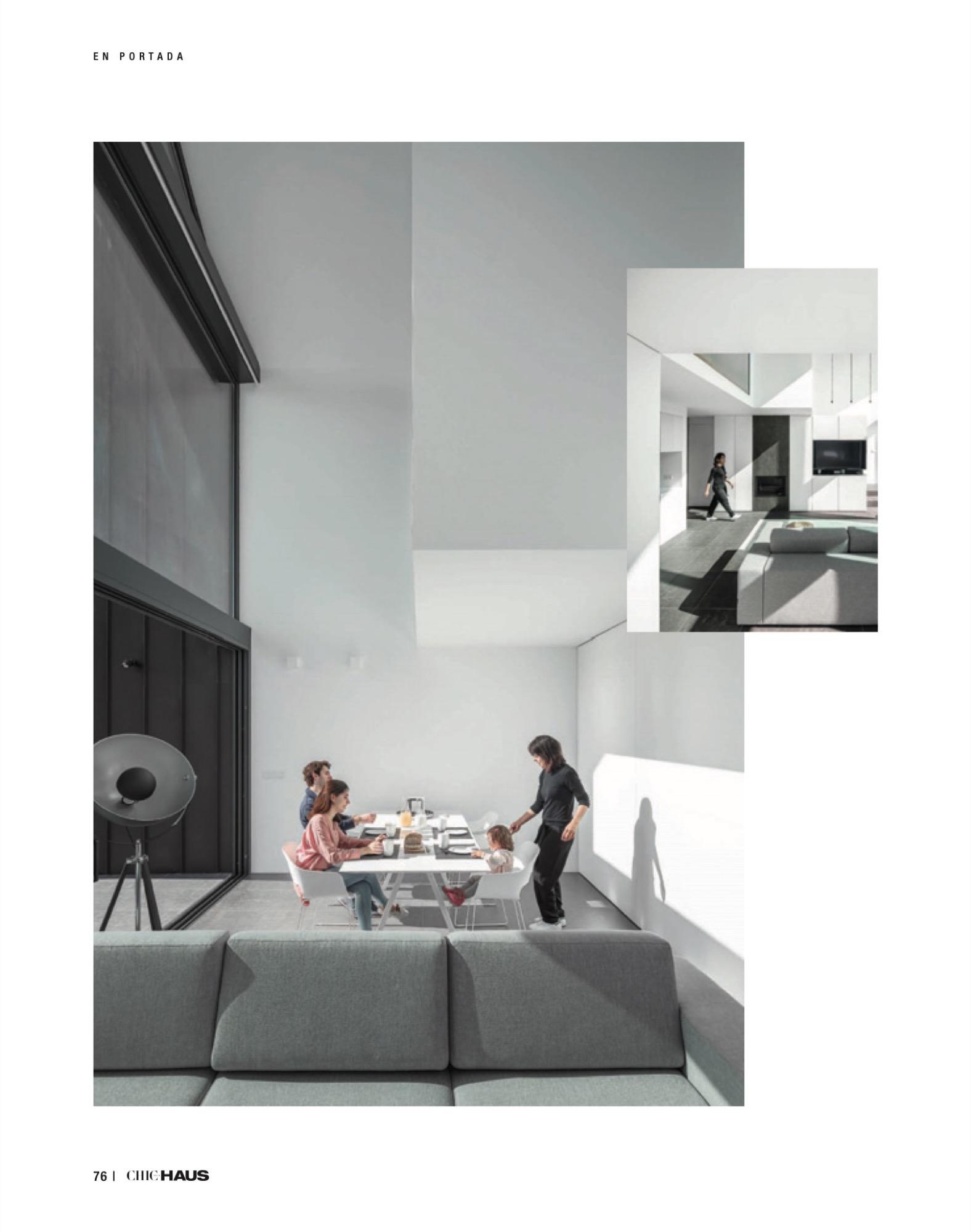 Chic Haus Magazine September Casa Arco Frari Arquitectura 232 76 do fotografo Ivo Tavares Studio