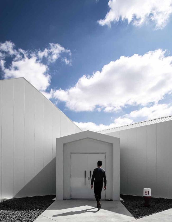 Revista Arqa 135 Arquitecto Joao Albano Adega 2 2 do fotografo Ivo Tavares Studio