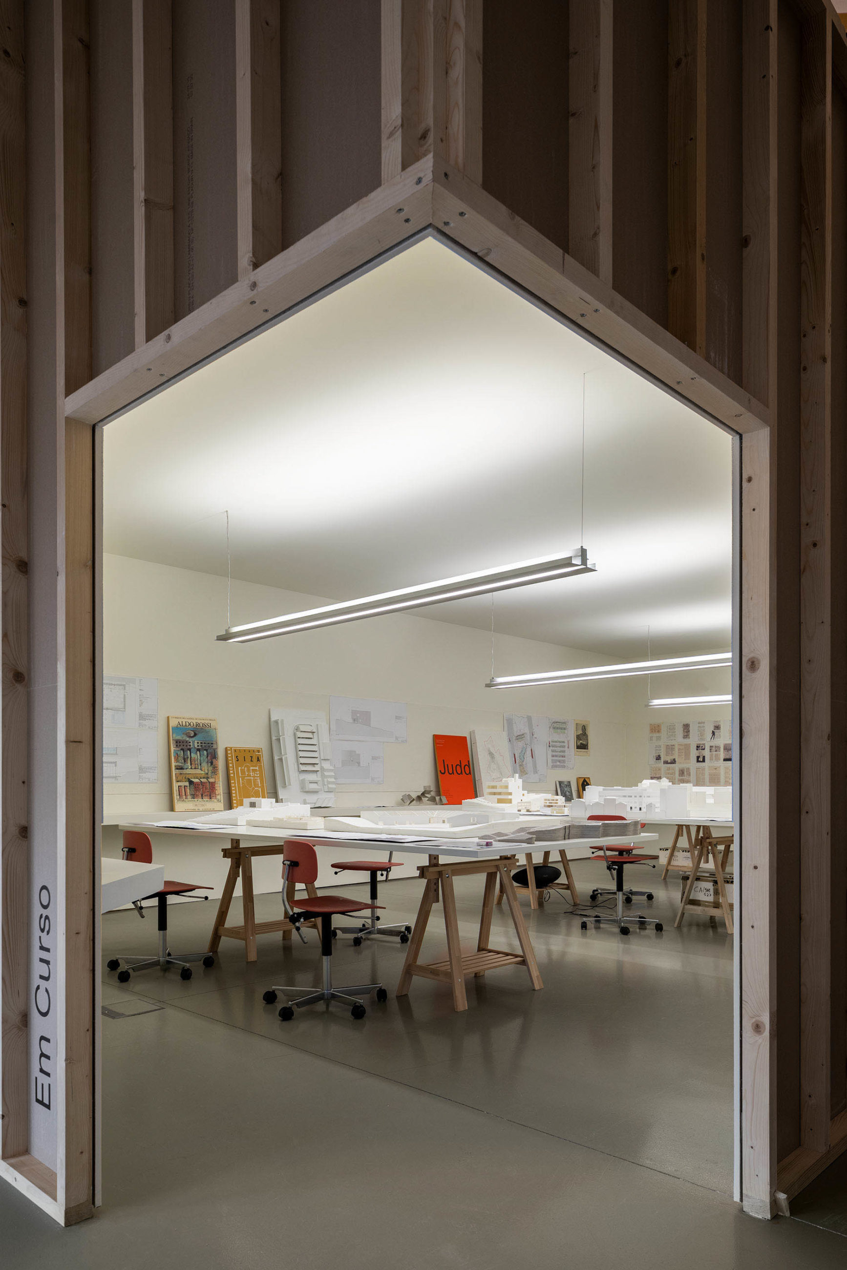 Exposição Souto De Moura Na Casa Da Arquitectura do fotografo Ivo Tavares Studio