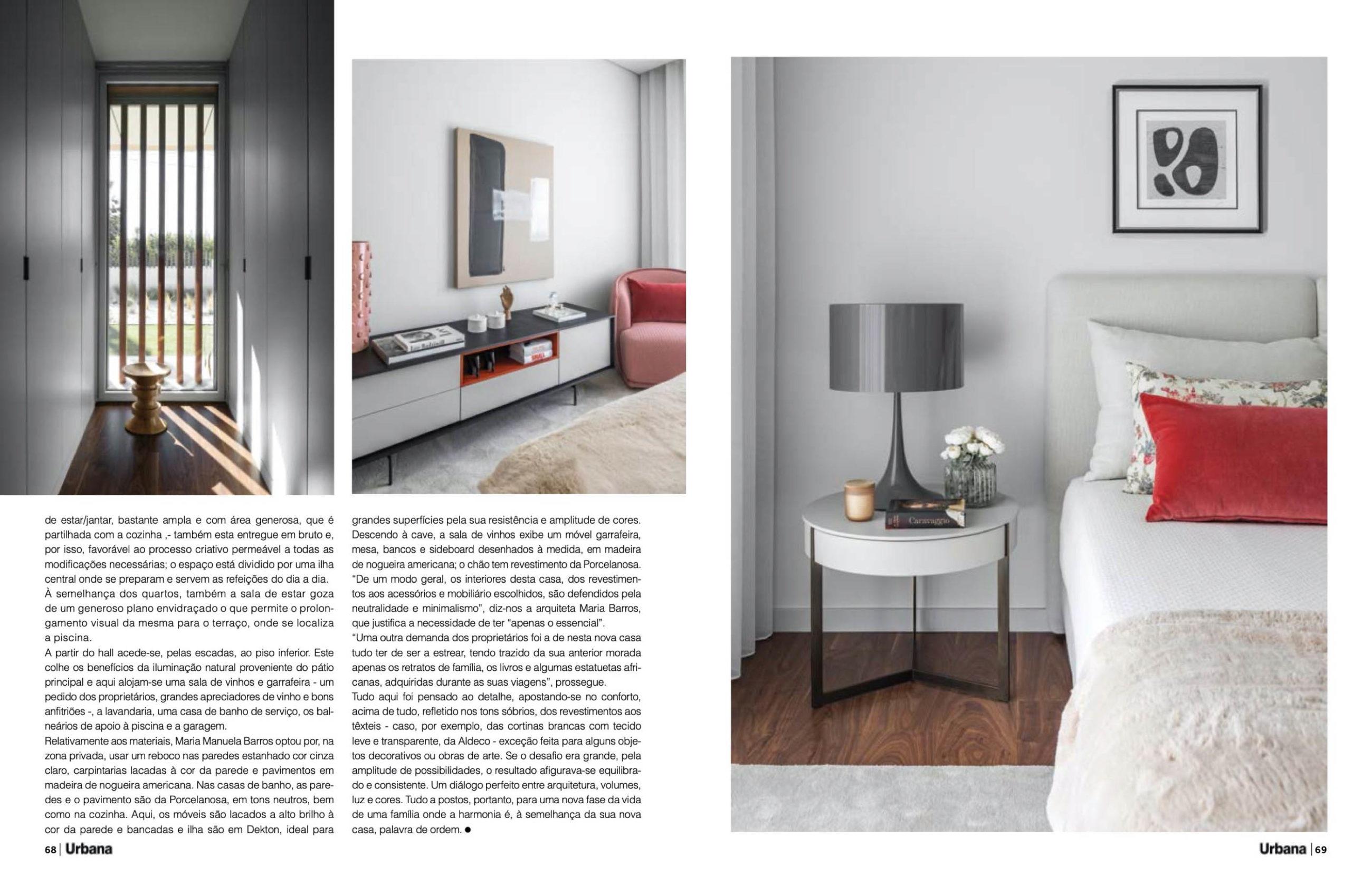 Decoração De Maria Barros Interiores Publicado Na Revista Urb do fotografo Ivo Tavares Studio
