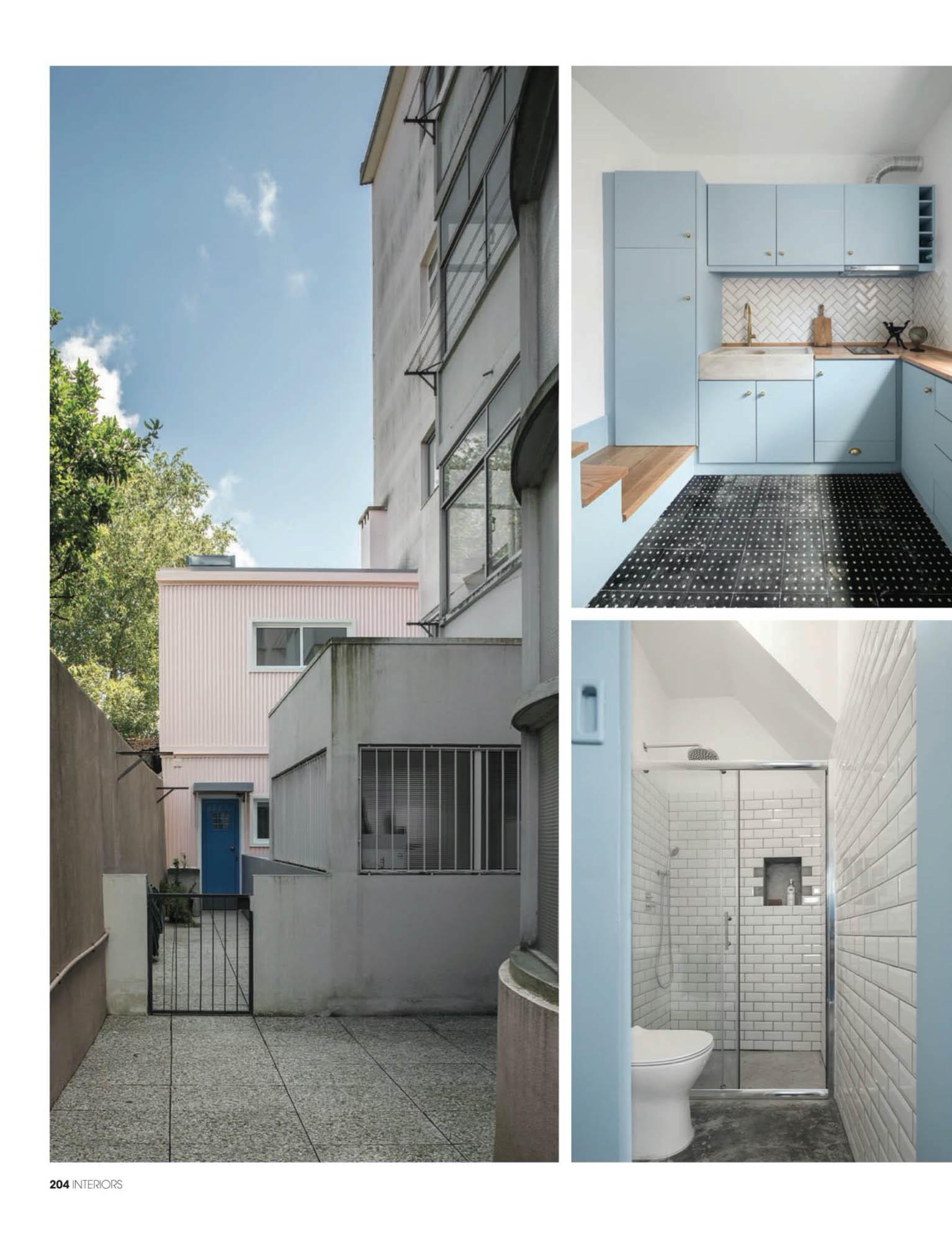 Casa Zaire No Porto Do Atelier Paulo Moreira Architectures Publi do fotografo Ivo Tavares Studio