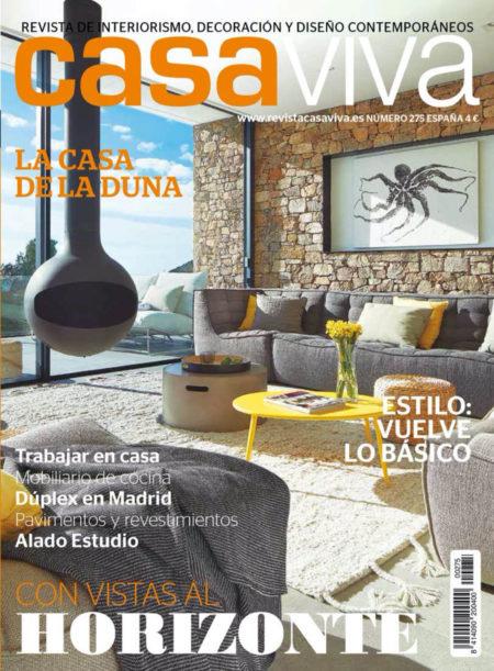 Revista Casaviva Publica Casa Na Beira Mar Em Aveiro Do Paulo Ma