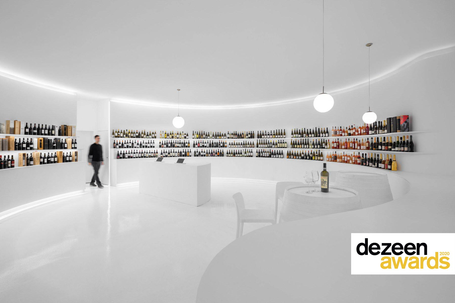 porto architects dezeen awards 2020