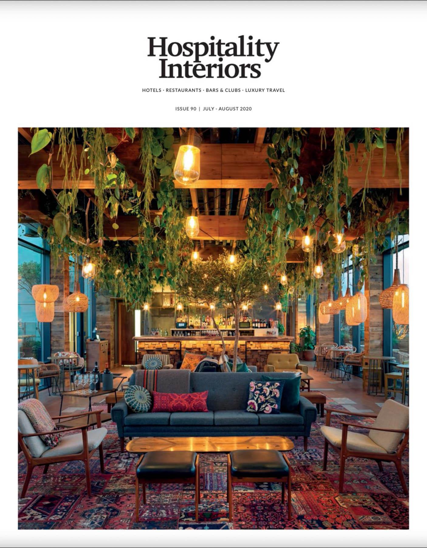 Hospitality Interiors Magazine publica o projecto Restaurante Ba