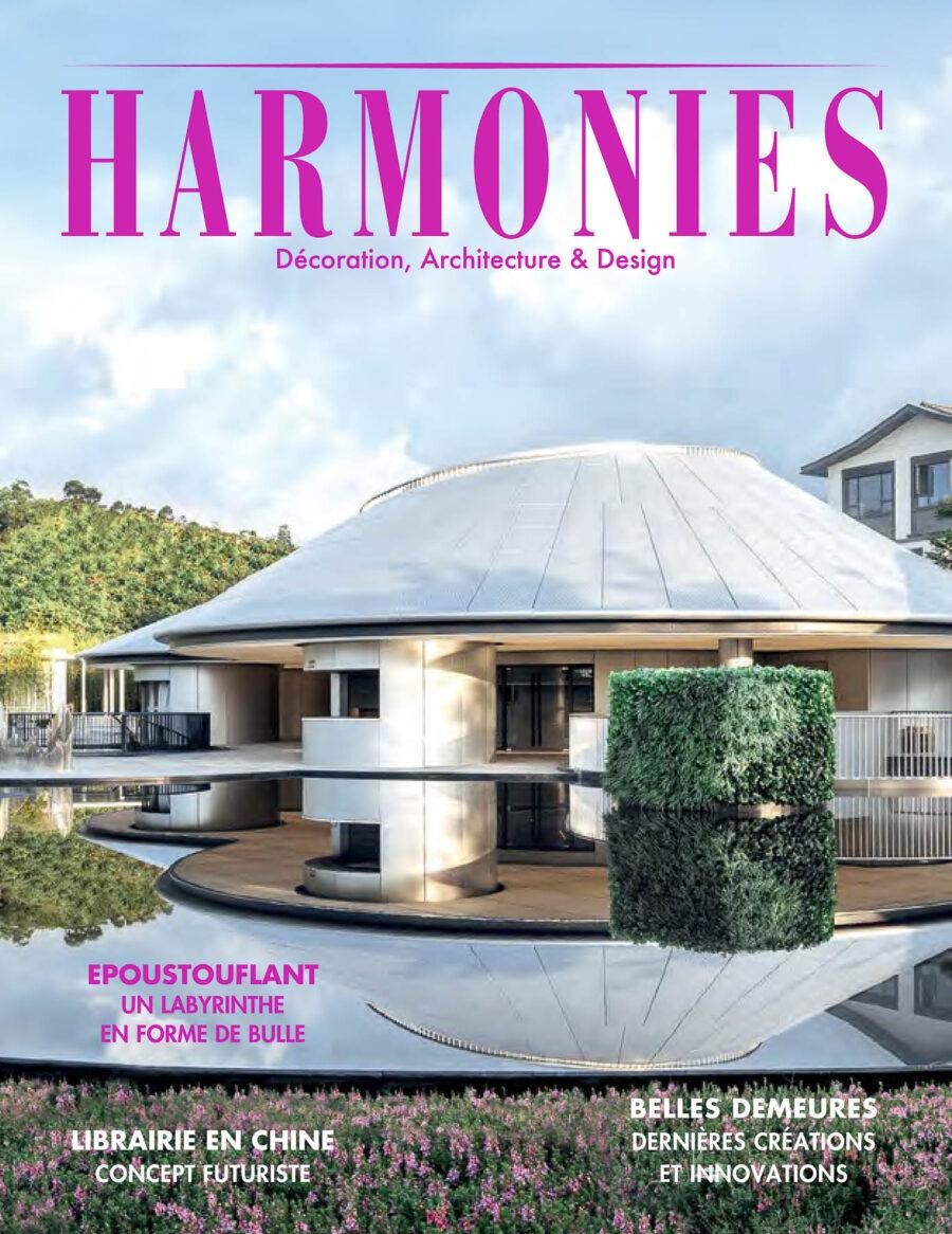 Revista Harmonies publica a Casa Golgota do atelier Floret com f
