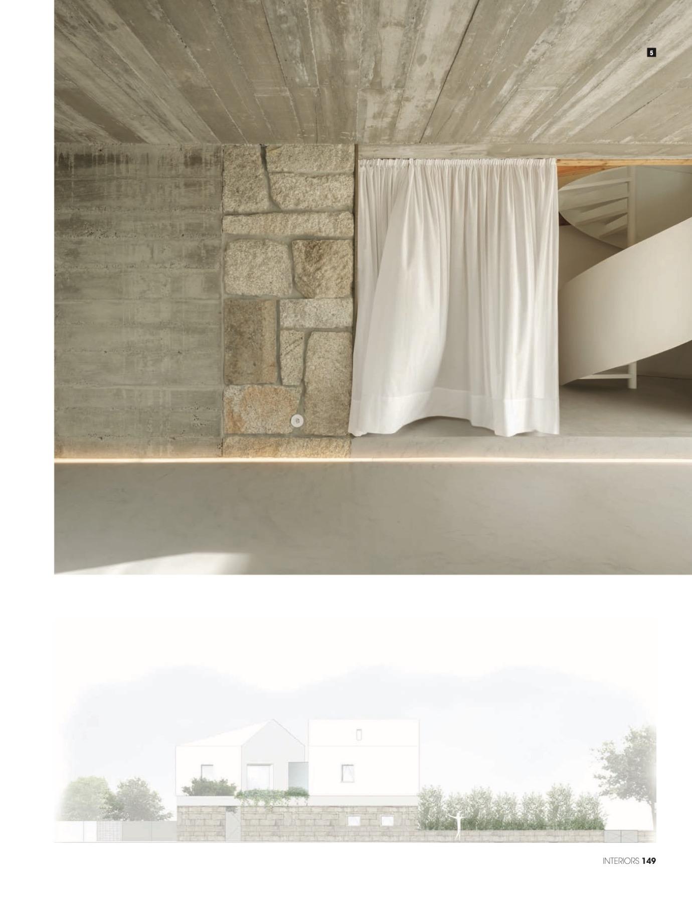 INTERIORS KOREA 414 casa rio paulo merlini ivo tavares studio 8 9