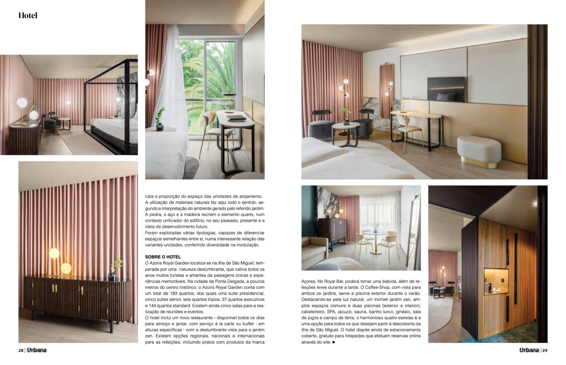 revista urbana 82 box arquitectos azoris hotels 2 2