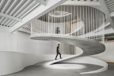 Escritorios E Goi em Matosinhos do Atelier de Arquitectura Paulo
