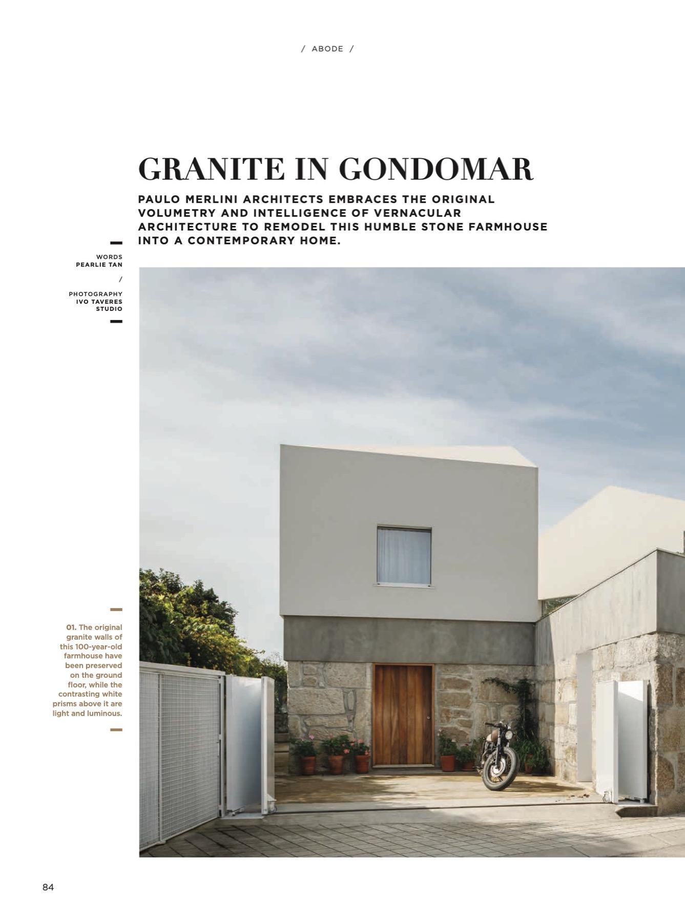 da Design and Architecture 119 2021 2