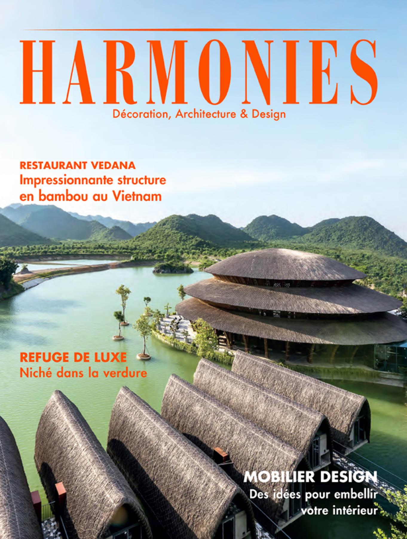 Harmonies Magazine 83 Casa Santo Tirso Hous3