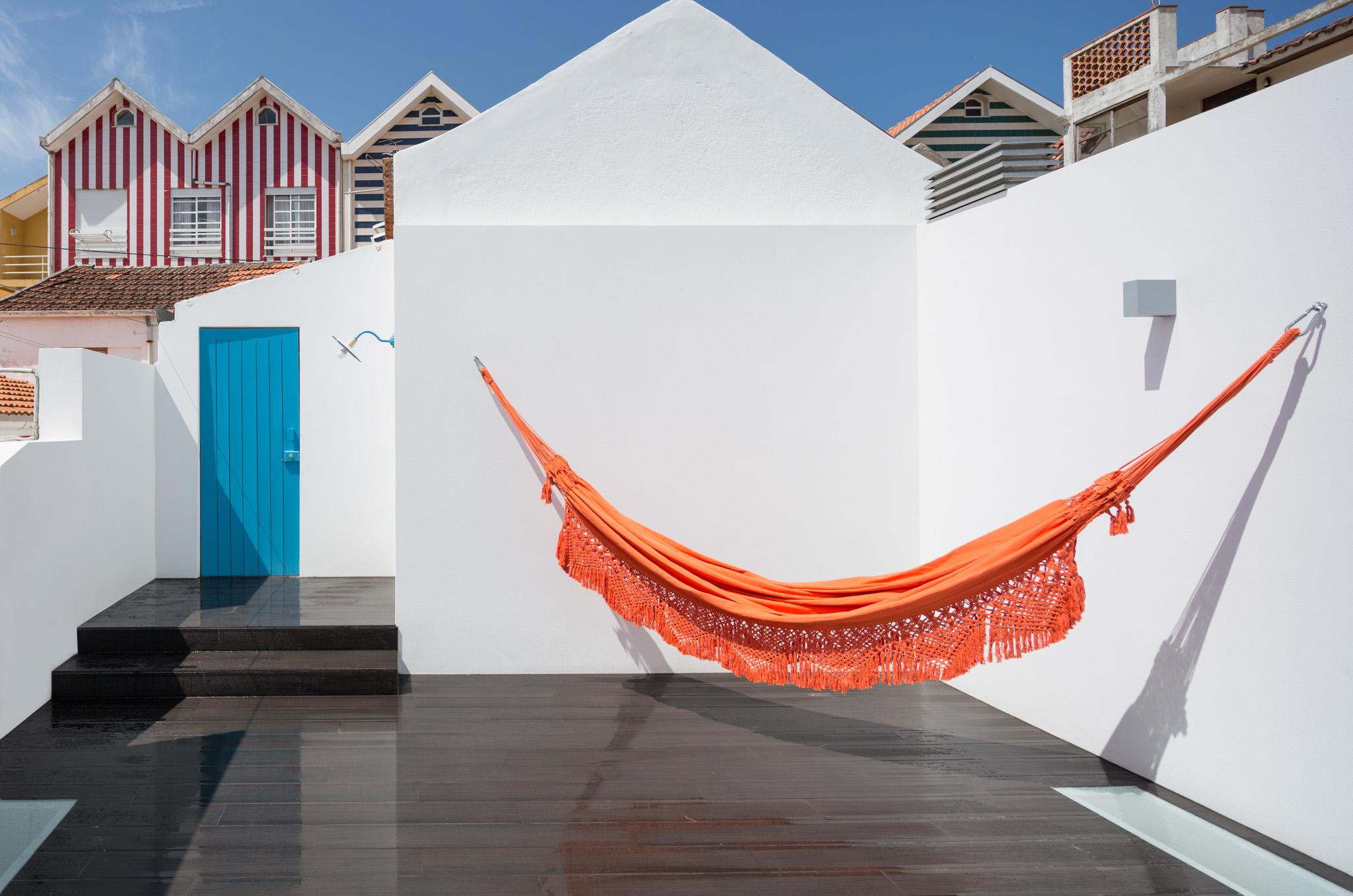 Reportagem Fotografia De Arquitectura Portuguesa Fotografo Ivo Tavares Studio Palheiro Costa Nova De Ania Abrantes .