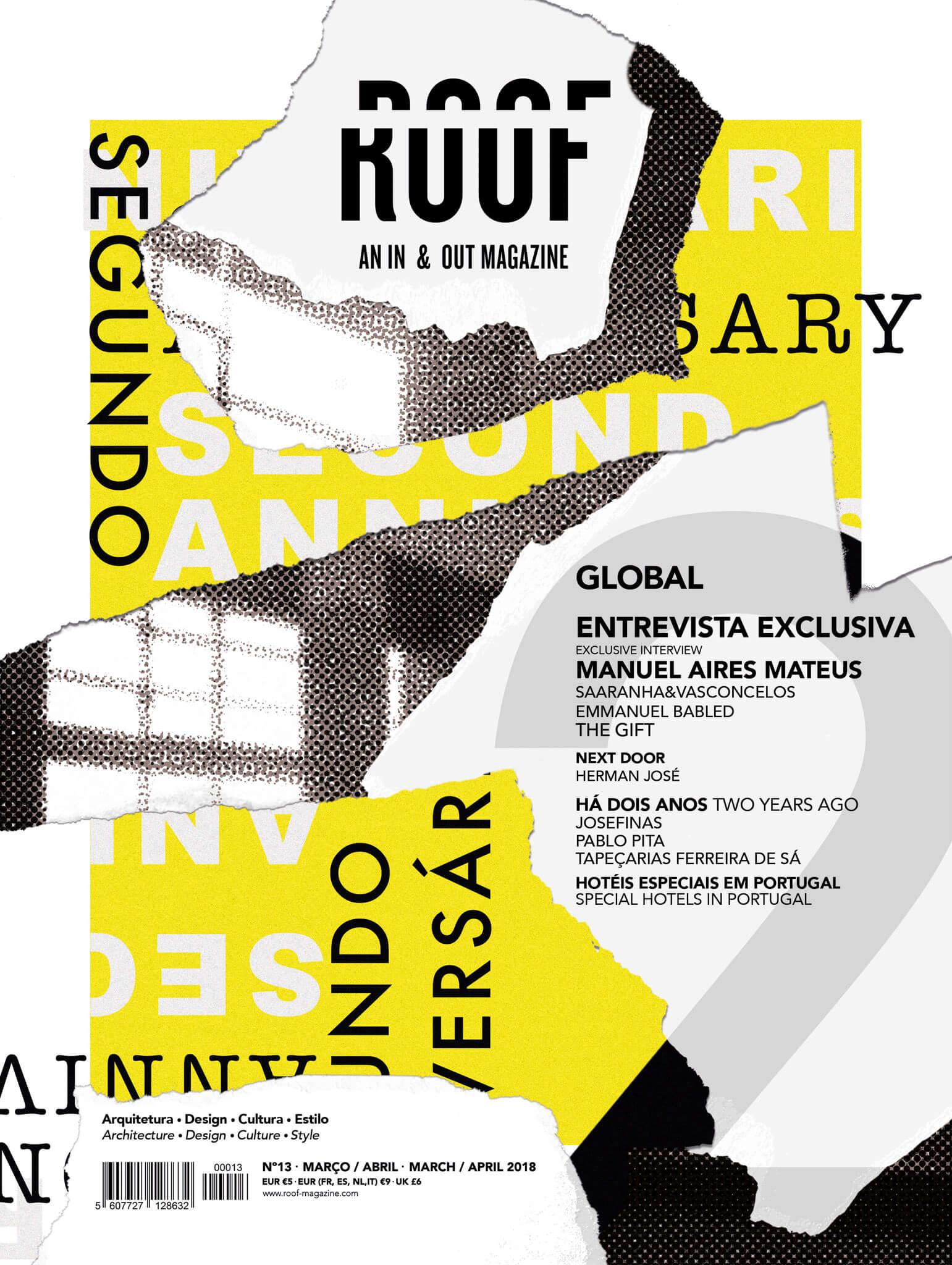 Roof Magazine publica projecto de Paulo Martins com fotografia de arquitectura de Ivo Tavares Studio